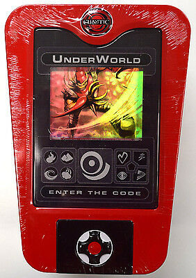 Chaotic TCG Factory Sealed Red UNDERWORLD Collectible Tin