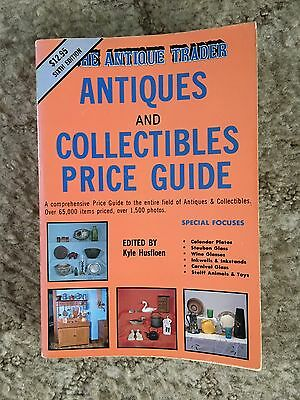 The Antique Trader Antiques And Collectibles Price Guide Sixth Addition