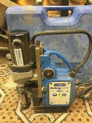 Champion Minibrute AC35 Complete Hole Cutting System Mag Drill