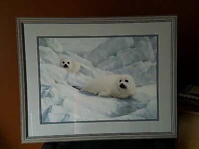 Charles Frace' ***Peace on Ice***Signed, Numbered, Limited Edition Print