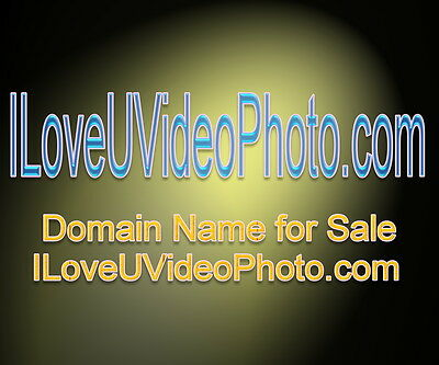 ILoveUVideoPhoto.com domain name   Video Photography Productions Services