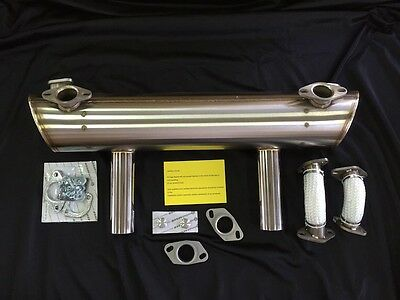 Vintage Speed PORSCHE 356 REPLICA SUPER FLOW EXHAUST