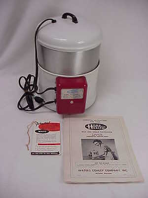 Vintage Home Health 2 Gallon Milk Pasteurizer w/ Instructions Working Nice!