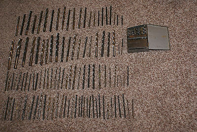 161 LARGE LOT OF DRILL BITS WOODWORK All Sizes, mixed AS IS