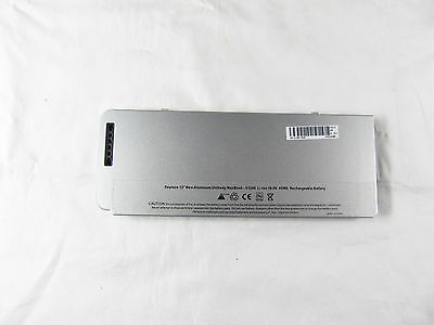 New Laptop Battery A1280 for Apple MacBook Pro 13 inch Unibody A1278 2008 Silver