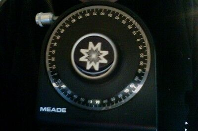 Meade - Fork Tines & Drive Base Assembly (DC) for ETX 90M
