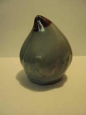 Korean Celadon Porcelain Water Dropper Peach / Plum