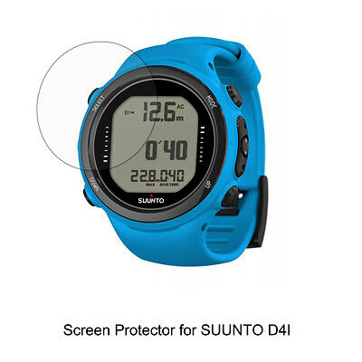 3* Clear LCD Screen Protector Guard Cover Shield Film for SUUNTO D4I D6I