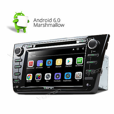US Android 6.0 Car DVD Player Stereo Navi Bluetooth OBD2 DVR WIFI for Mazda 6 A