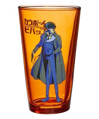 Cowboy Bebop Orange Spike Pint