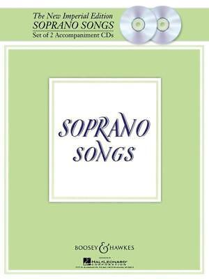 Soprano Songs Imperial 2Cd Accompaniment