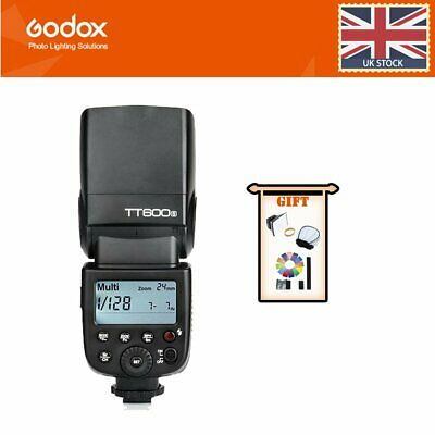 UK Godox TT600s 2.4G HSS Wireless Flash Speedlite for Sony A7R A7S A99 A6000