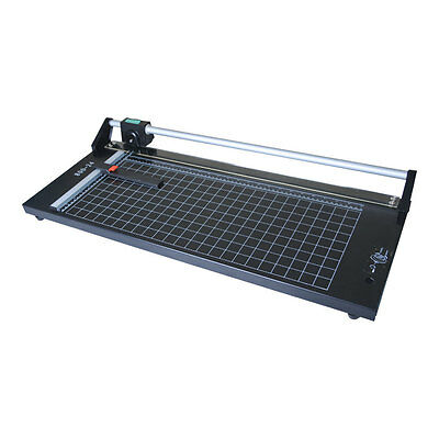 24 Inch Manual Precision Rotary Paper Trimmer Sharp Photo Paper Cutter
