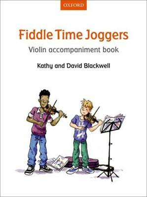Fiddle Time Joggers Violin Accompaniment