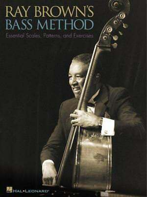 Ray Browns Bass Method Ess ScalesPattExercises