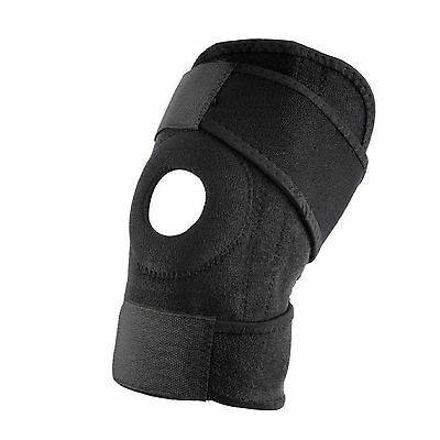 Neoprene Knee Support Stabilising Adjustable Open Patella Strap Nhs Pad Brace