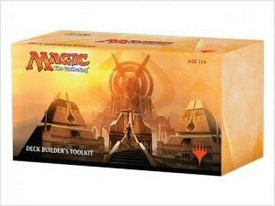 MAGIC THE GATHERING AMONKHET Deck Builder's Toolkit Booster Packs Guide x NEW UK