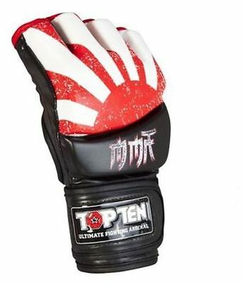 "Ultimate Fight Gloves ""Sunrise"" from Top Ten MMA"