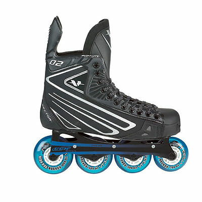 CCM Vector 02 Inline Hockey Skates Size Senior Hokejam.co.uk