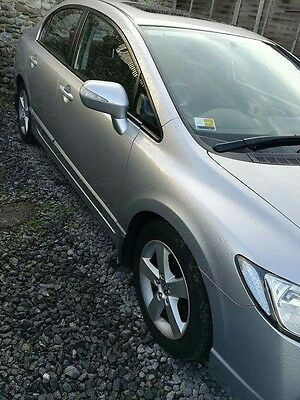 Honda Civic, previously used although in A1 condition
