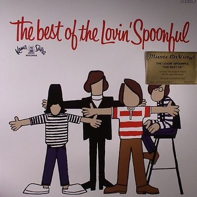 LOVIN' SPOONFUL, The - The Best Of The Lovin' Spoonful - Vinyl (LP)