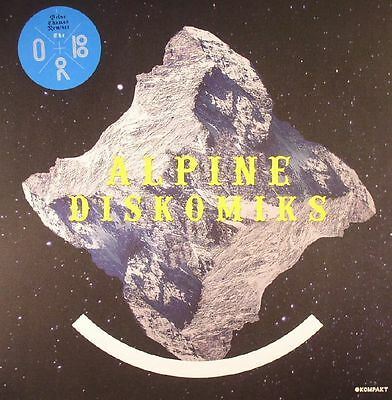 "ORB, The - Alpine Diskomiks: Sin In Space Part 2 - Vinyl (12"")"