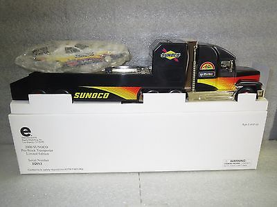 """Sunoco 2000 """"gold"""" Pro-Stock Transporter - Very Limited Dealer Only Edition"""