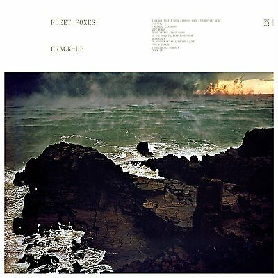 Fleet Foxes Crack-Up Cd - New Release June 2017