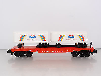 Lionel American Flyer 2011 NETCA NH Flat Car w/ Howard Johnson Trailer 6-48295
