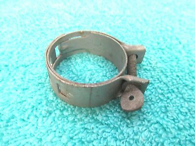 Vintage Ideal  An-746-11  Thumb Screw Style  Hose Clamp  Nos Ideal  517