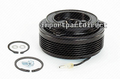 A/C Compressor CLUTCH KIT for BMW X5 2007-2010 3.0 Liter WITHOUT Adaptive Drive