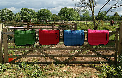 ***comfort Gp Saddle Cloth Numnah Saddle Pad (Available In 8 Colours!)***