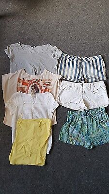 ladies mixed summer clothes bundle size 10 river island asos