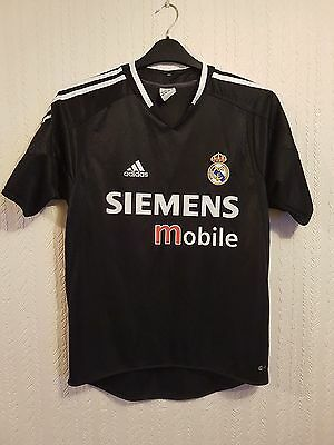 Mens football T-shirts Real Madrid Size S
