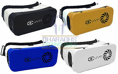 Samsung Gear VR Fan Cooling Cover Mod Only (CUVR Consumer Edition - SM-R322)