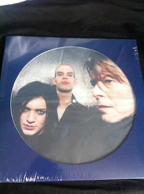 """Placebo David Bowie Without You I'm Nothing 12"""" Vinyl Record Rsd 2017"""