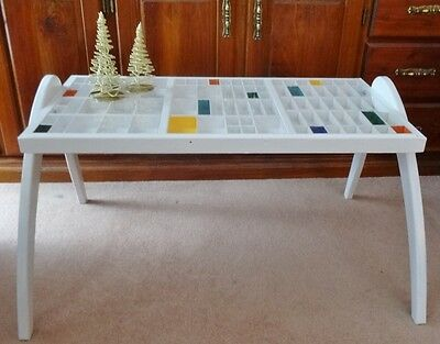 Vintage Collectable Wood Coffee Table