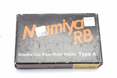 Mamiya RB67 Double Cut Film / Plate Holder Type A / 0565