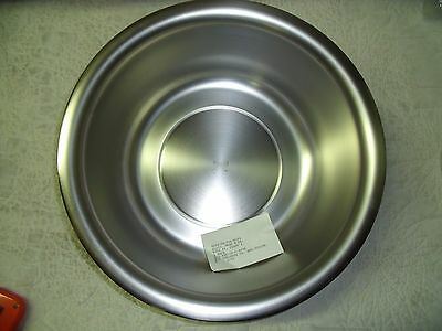 "NEW VOLLRATH Stainless Steel Wash Basin 87360 14.5""x5""!   K3"