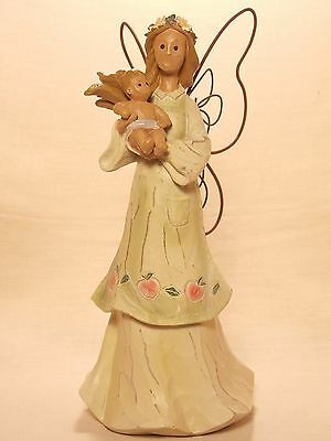 Angel Accents Angel And Child #48135 Roman New Other