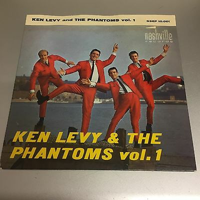 Ken Levy And The Phantoms