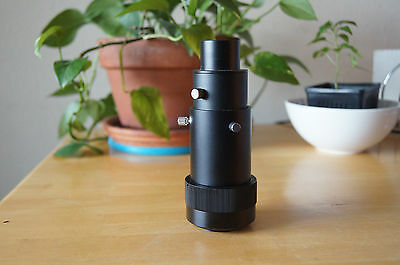 Micro 4/3 Telescope Camera Adapter Kit - Variable Eyepiece Projection