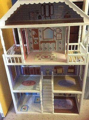 Savannah Dolls House , Kids Craft , Barbie or Bratz Doll house.Purchased $249