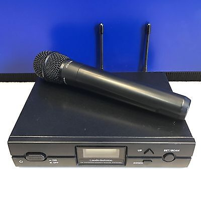 Audio Technica ATW-2100a with hand held and carry case