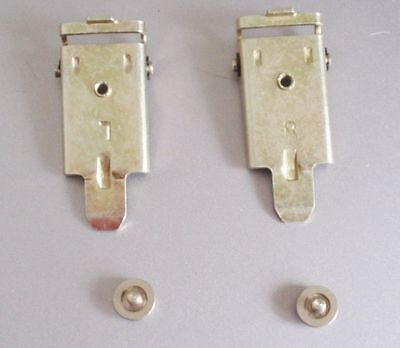 Setting Plates for Brother KR-260 Ribber with Screws