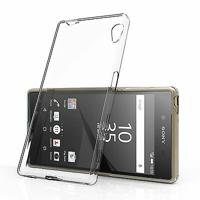 Shockproof Air Cushion Clear Silicone Case Cover Bumper For Sony Xperia Phone