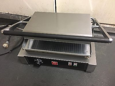 commercial contact grill