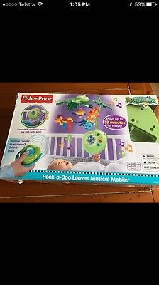 Fisher Price Musical Mobile VGC