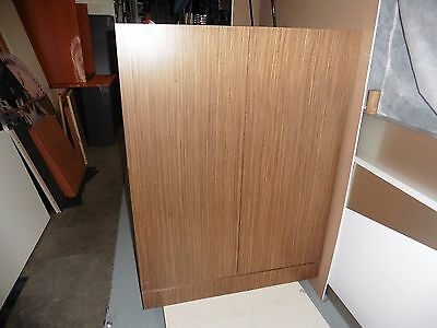 Desk credenza complete office suite aud picclick au Timber home office furniture brisbane