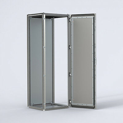 Stainless Electrical Cabinet Switchboard Floor Enclosure - 1800 x 600 x 500